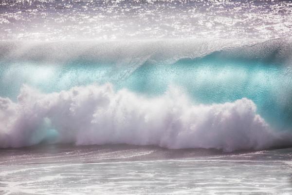 Turquoise Shorebreak