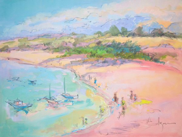 What's New | Landscape Paintings