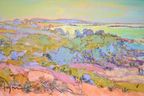 Ny Place in the Sun | French Landscape Painting