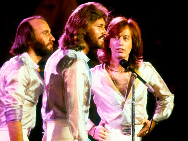 Bee Gees, by Richard E. Aaron, Limited Edition Print