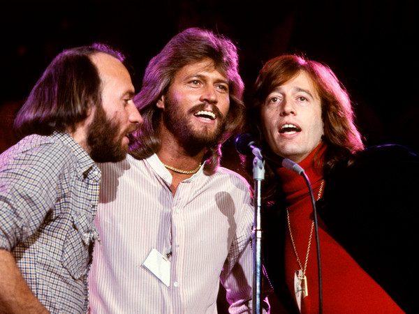 Bee Gees No. 2, by Richard E. Aaron, Limited Edition Print