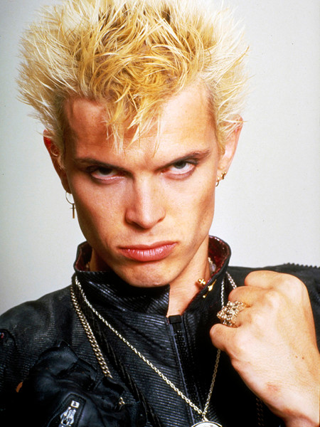 Billy Idol No. 2 by Richard E. Aaron, Limited Edition Print