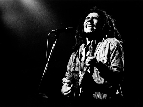 Bob Marley No. 3 by Richard E. Aaron, Limited Edition Print