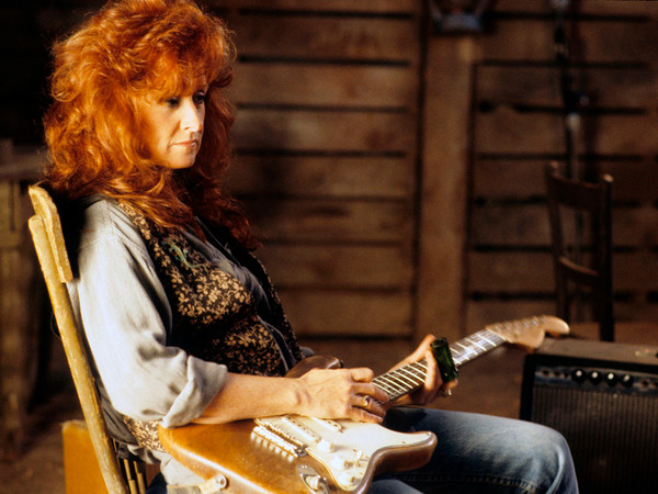 Bonnie Raitt by Richard E. Aaron, Limited Edition Print