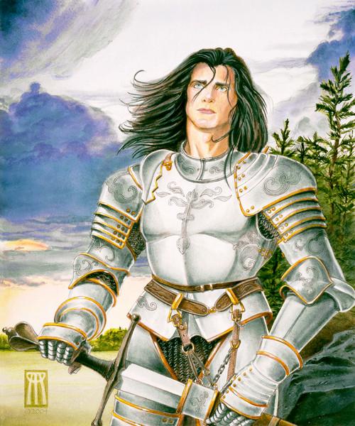 Camelot Legends open edition prints.