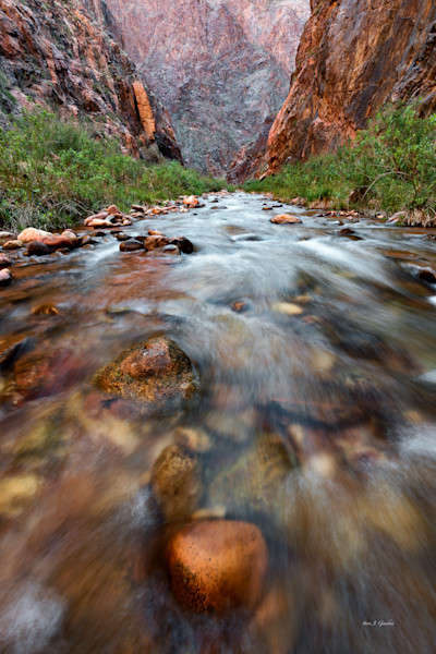 Inner Canyon View (141129NWND8-P)  Photograph for Sale as Fine Art