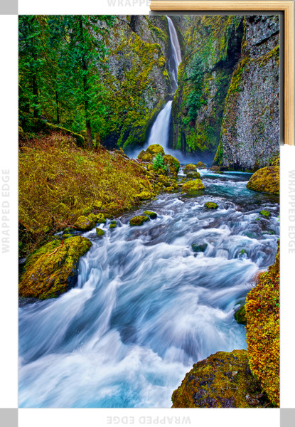 Oregon & National Park Framed Canvas Wrap Prints for Sale