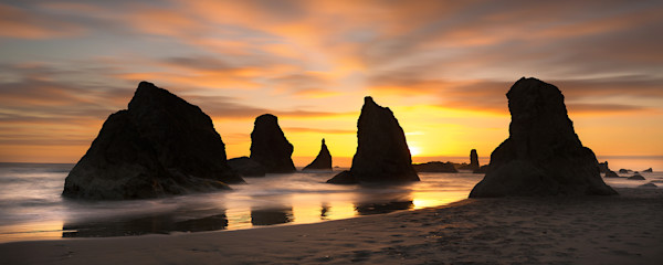 The Wizards of Bandon Beach, Oregon