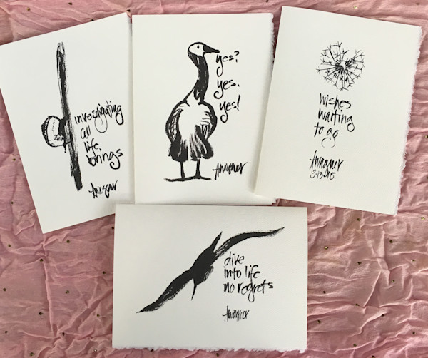 Wishes Greeting Card Set