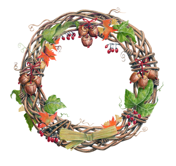 Great Wreath for Mabon