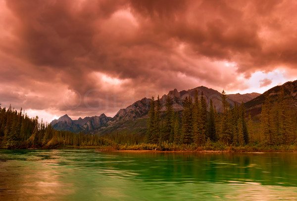 River art photos. Banff|Prints by Gita Photos