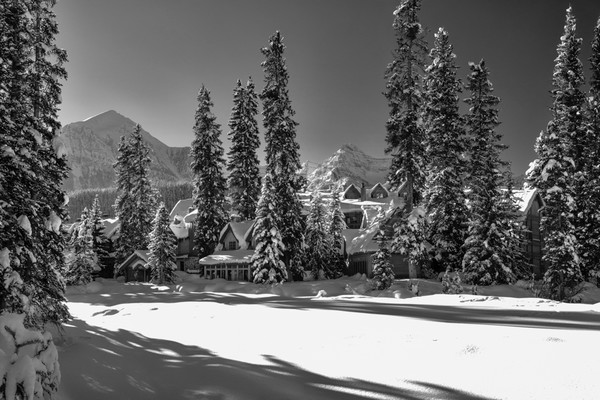 The Post Hotel - charming Cabin in the Woods. |Canadian Rockies | Banff National Park| Rocky Mountains|