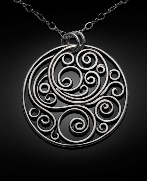 Handcrafted Silver Jewelry by Susan Bevis at Prophetics Gallery