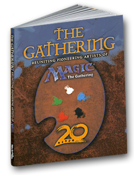 The Gathering: Reuniting Pioneering Artists of Magic: the Gathering