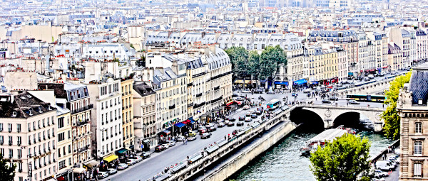 Shop for Rooftops of Paris Photographic Art | Decor for your space