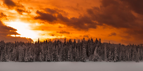 Fire and Ice.Canadian Rockies|Banff National Park|Rocky Mountains|