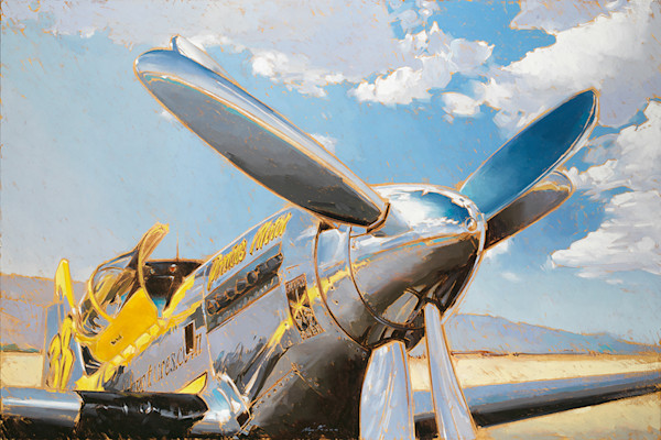 Aircraft art and world war 2 aircraft art