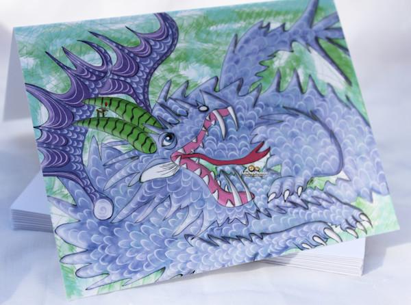 Dragon Blank Notecards