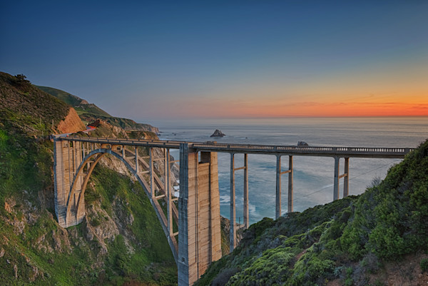 Bixby Bridge Photographs, Big Sur Art Decor.