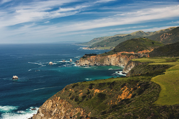 Big Sur Coast Photographs. Central California Art.