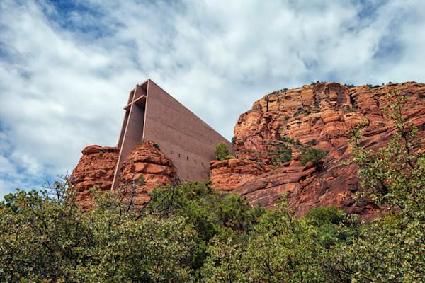 Chapel on the hill Photographs. Sedona Art.