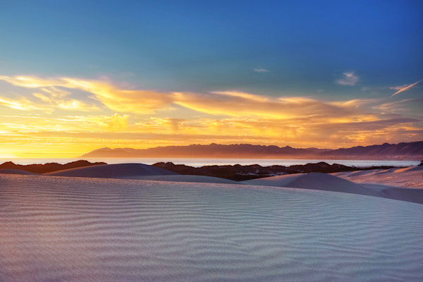 Oceano Dunes Sunset California Photographs Art Decor.