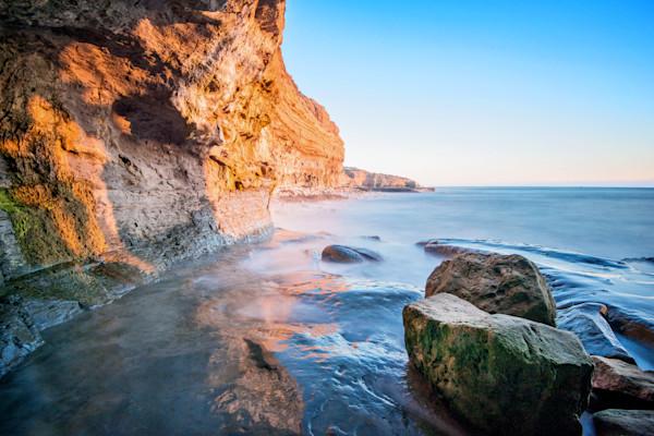 San Diego Beach Sunset Cliffs Photographs Wall Art.