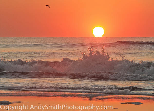 Sunrise from Brigantine fine art photograph