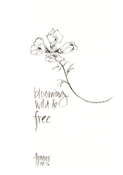 Blooming Wild and Free
