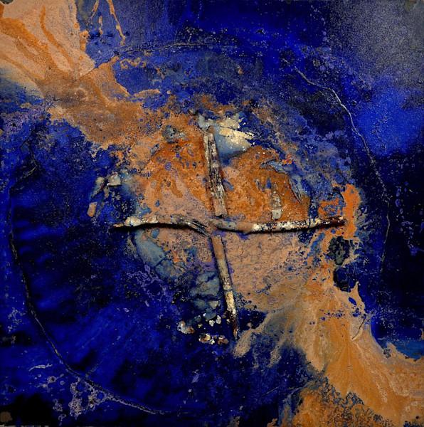Earth Crossings Painting - Art Prints by Mario Guerra