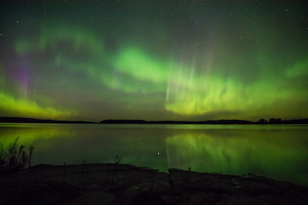 Kenora Aurora Photograph for Sale as Fine Art.