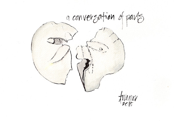A Conversation of Parts