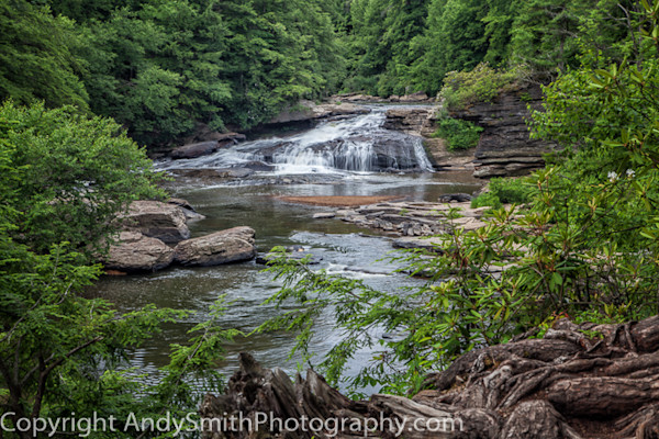 Swallow Falls  fine art photograph