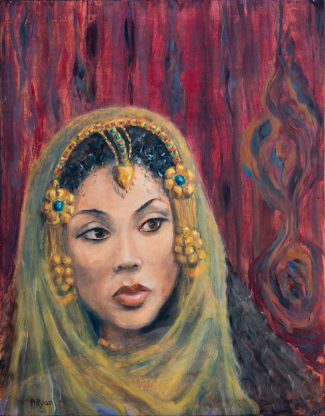 Original Oil Painting by April Ryan at Prophetics Gallery
