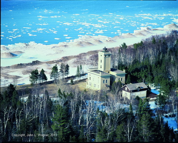 Sand Hills Lighthouse