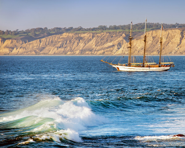 Sailboat Beach Photographs La Jolla San Diego Art.