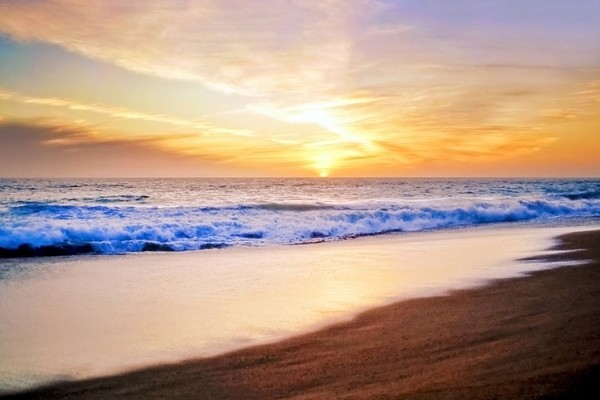 Malibu California Art Decor Beach Photographs