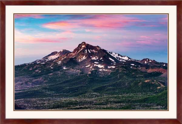 High Resolution Photographs Printed to Paper and Framed. Available in a Variety of Sizes and Frame Styles.