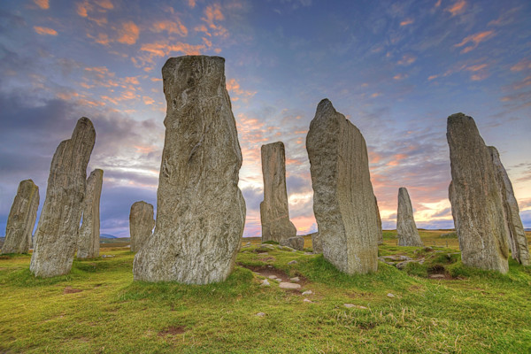 Callanish Stones Photograph for Sale as Fine Art.