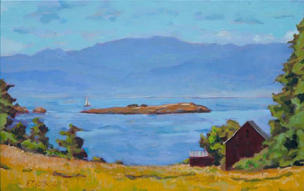 Kutscher- Buck Island and the Straits