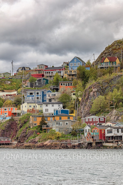 Newfoundland Photogrpahy - The Battery - Battery Summer