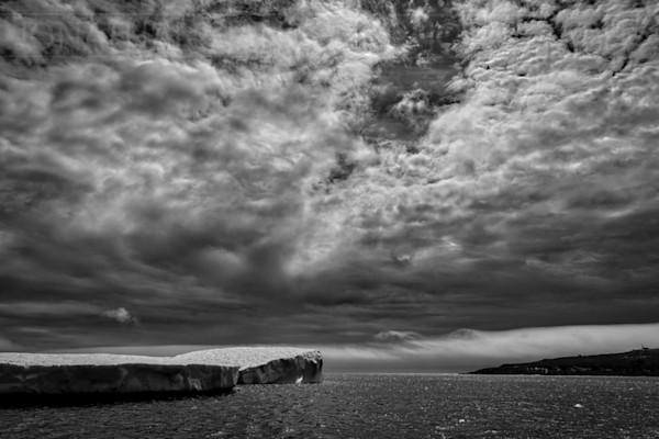 Newfoundland Art - Enchanted Iceberg