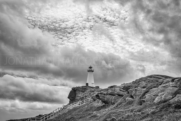 Newfoundland Photogrpahy - Cape Spear -When The Sky Speaks