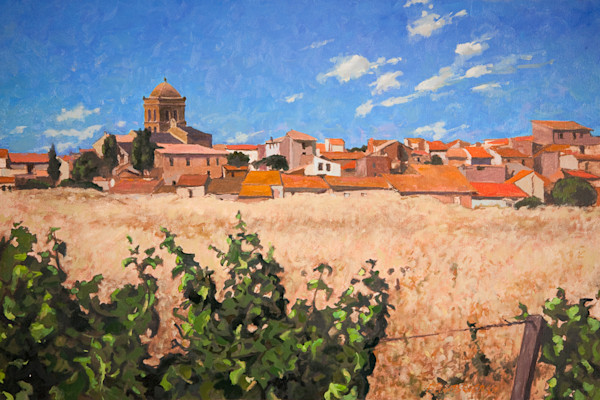 Kutscher- Town in Languedoc