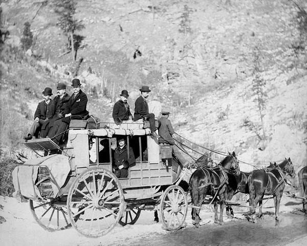 The Deadwood Coach
