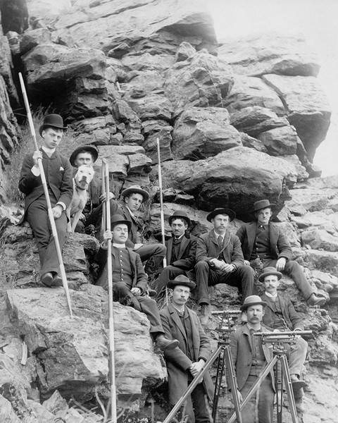 Deadwood Central Rail Road Engineer Corps