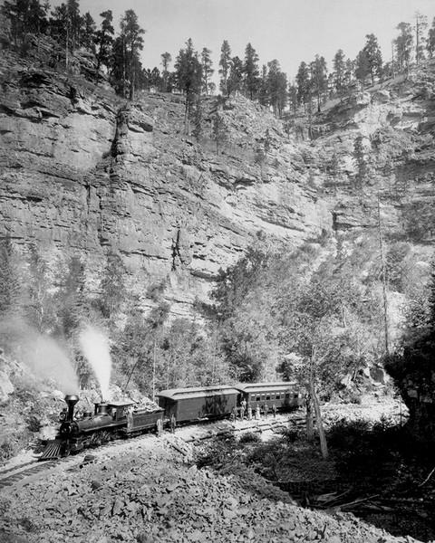 Elk Canyon on Black Hills