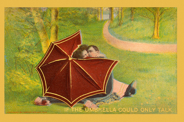 If the Umbrella Could Only Talk