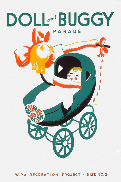Doll and Buggy Parade
