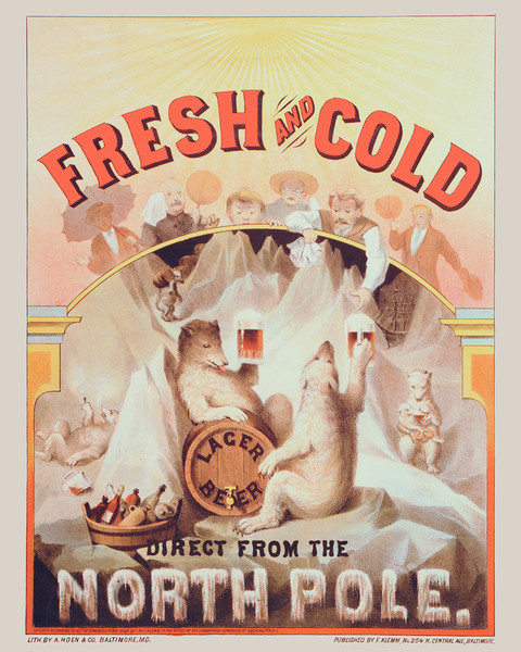 Fresh and Cold – Direct from the North Pole